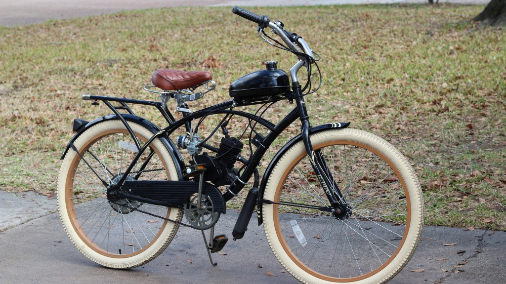 Houston spring texas motorized bicycles sales service for Custom motorized bicycles parts