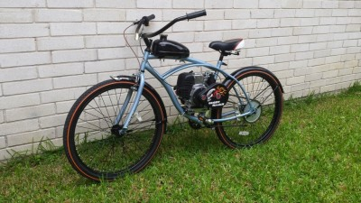 Basic 4 Stroke Beach Cruiser $900