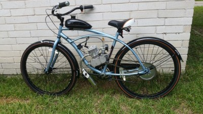 Basic 2 Stroke Beach Cruiser $450